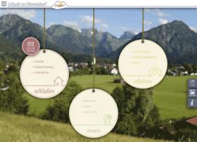 Oberstdorf-online.de thumbnail