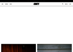 Obeyclothing.com thumbnail