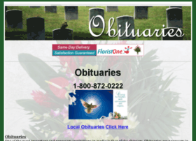 Obituariesdeaths.com thumbnail