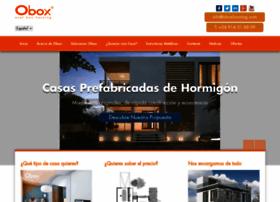 Oboxhousing.com thumbnail