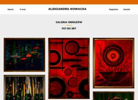 Obrazy-nowacka.pl thumbnail