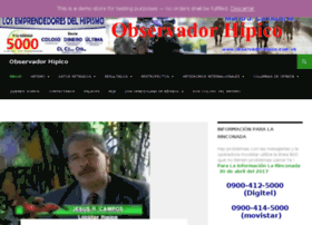 Observadorhipico.com.ve thumbnail