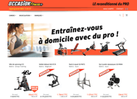 Occasion-fitness.fr thumbnail