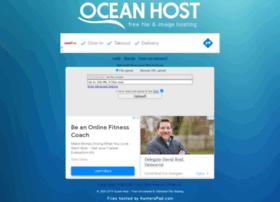 Oceanhost.eu thumbnail