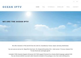 Oceaniptv.net thumbnail