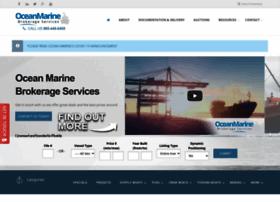 Oceanmarine.com thumbnail