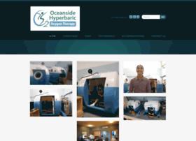 Oceansidehyperbaric.ca thumbnail