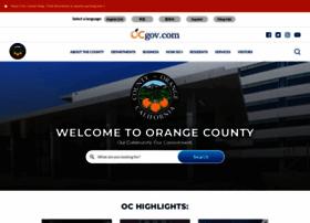 license ceoit ocgov com at website informer