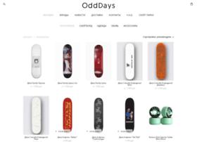 Odddays.store thumbnail