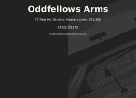Oddfellowsarmsdartford.co.uk thumbnail