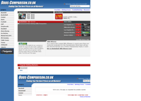 odds-comparison co uk at WI  Odds Comparison: Compare Betting Odds