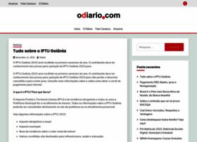 Odiariomaringa.com.br thumbnail