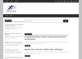 Odishajobs.co.in thumbnail