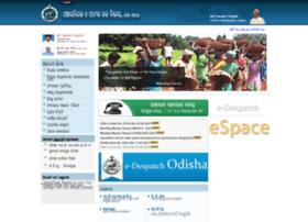 Odishapanchayat.gov.in thumbnail