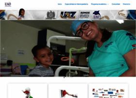 Odontopediatria.uaz.edu.mx thumbnail