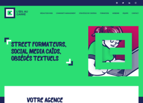 Oeil-au-carre.fr thumbnail