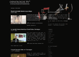 Oenologie.tv thumbnail