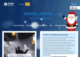 Oevb-arena.de thumbnail