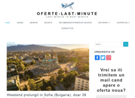 Oferte-last-minute.ro thumbnail