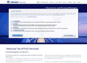 Office-personal.de thumbnail