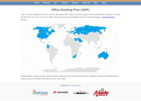 Office-routing.com thumbnail