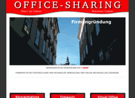 Office-sharing.at thumbnail
