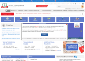Office.incometaxindia.gov.in thumbnail