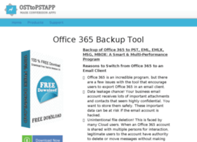 Office365backup.net thumbnail