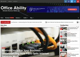Officeability.com thumbnail