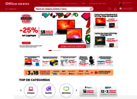 Officedepot.com.mx thumbnail