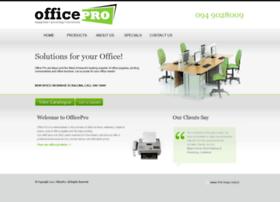 Officepro.ie thumbnail