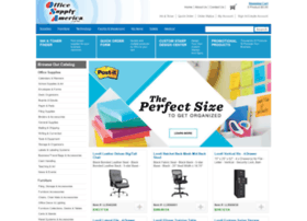 Officesupplyamerica.com thumbnail