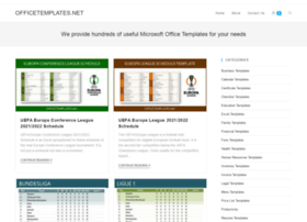 Officetemplates.net thumbnail