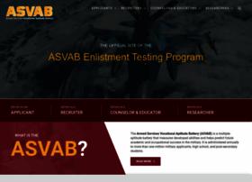 Official-asvab.com thumbnail