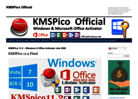 Officialkmspico.net thumbnail