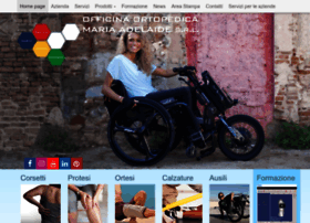 Officine-ortopediche.it thumbnail