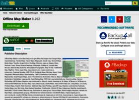 Offline-map-maker.soft112.com thumbnail