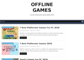 Offlinegames.org thumbnail
