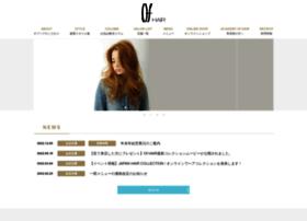 Ofhair.co.jp thumbnail