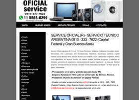 Oficial-service.com thumbnail