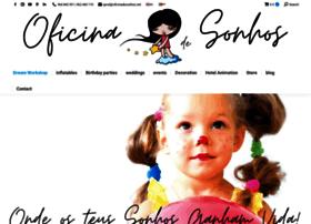 Oficinadesonhos.net thumbnail