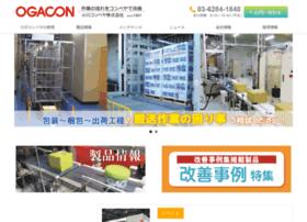 Ogacon.co.jp thumbnail