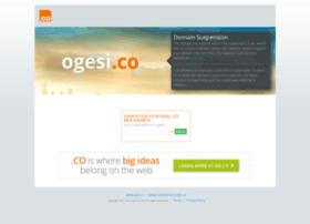Ogesi.co thumbnail