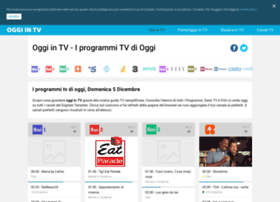 Oggi-in-tv.it thumbnail