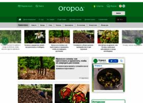 Ogorod.ru thumbnail