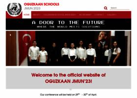 Oguzkaanschoolsjmun.org thumbnail