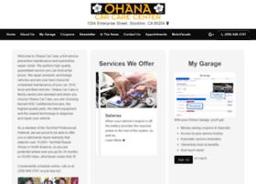 Ohanacarcare.net thumbnail