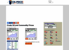 Oil-price.net thumbnail