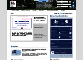 Oise.gouv.fr thumbnail
