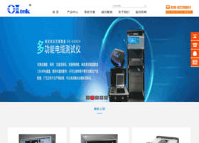 Oitek.com.cn thumbnail